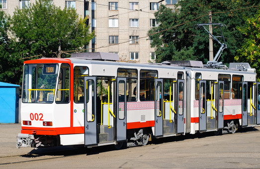 Запорожье покупает 12 «бэушных» трамваев