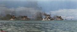 Русско-японская война. Цусимское сражение.