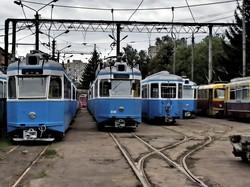 На каких трамваях ездят украинцы?