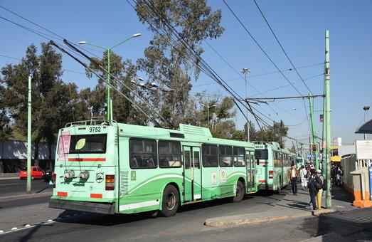 Столица Мексики закупает новые троллейбусы