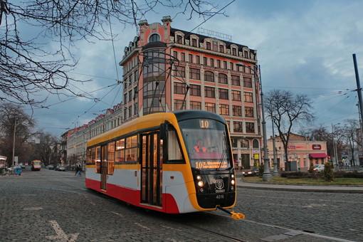 В Одессе разработают новую программу развития электротранспорта