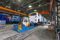 Крюковский вагоностроительный завод передал «Укрзализныце» еще семь тепловозов ТЕ33АС