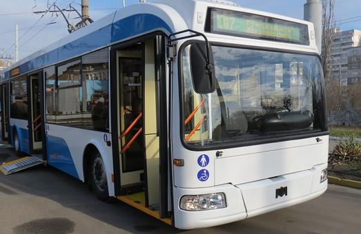 Депутаты в Днепре рассмотрят вопрос кредита ЕБРР на новые троллейбусы