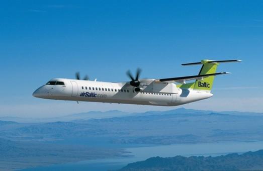 «АirBaltic» будет летать из Риги в Киев чаще