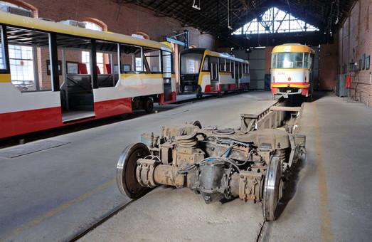Охранять депо электротранспорта в Одессе будет фирма из Киева