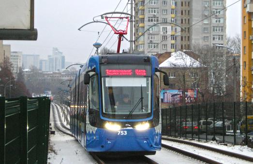 Киев хочет взять кредит у Европейского инвестбанка на развитие общественного транспорта