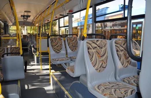 В марте Краматорск получит пять новых троллейбусов