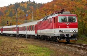 В начале лета этого года запустят поезд Мукачево – Кошице