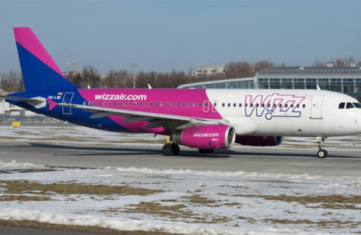 «Wizz Air» с апреля значительно увеличит количество авиарейсов из Львова