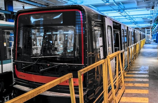 «Alstom» испытывает новые метропоезда МP14 для автоматизированной линии метро Парижа