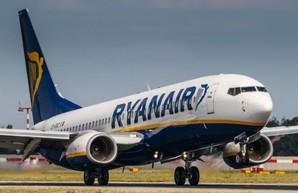 С октября 2019 года «Ryanair» запускает авиарейсы Киев – Мадрид