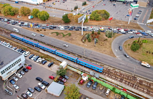 В Киеве отменили тендер на разработку технико-экономического обоснования строительства метро на Троещину