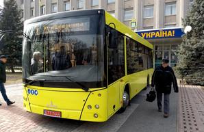 Белорусские автобусы, приобретенные по лизинговой схеме, появятся в Николаеве уже в конце марта