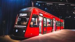 В финском Тампере показали, как будут выглядеть трамваи для этого города
