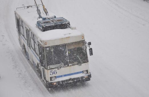 В Полтаве обсуждают возможность повышения цены проезда в троллейбусах