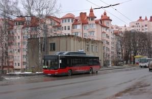 В Ровно могут появиться коммунальные автобусы большого класса