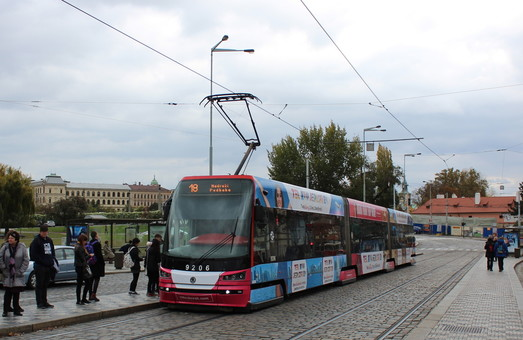В дни, когда над Прагой будет висеть сильный смог, общественный транспорт сделают бесплатным