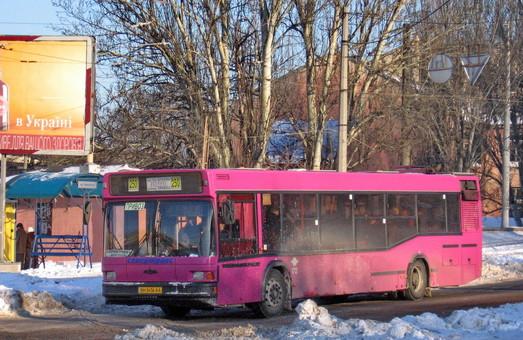 Как будут ходить одесские автобусы для пассажиров с ограниченными возможностями в марте