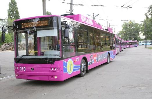 Жители Кременчуга и далее будут платить за проезд в троллейбусах 2 гривны