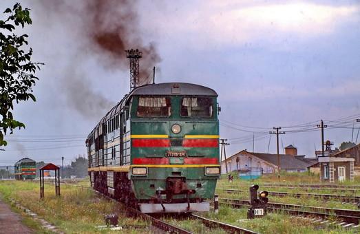 Есть ли у Одесской железной дороги проблемы с дизельным топливом?