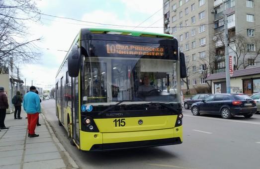 Львовский городской совет подписал договор местной гарантии по «троллейбусному» кредиту ЕБРР