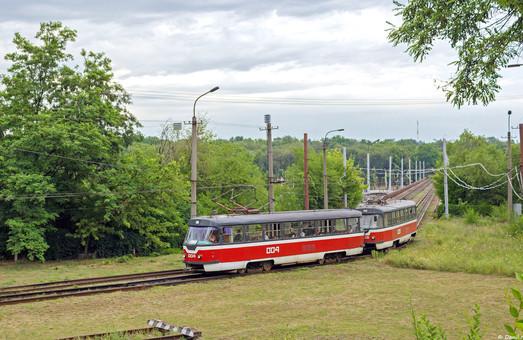 Кривой Рог хочет модернизировать пять трамвайных вагонов