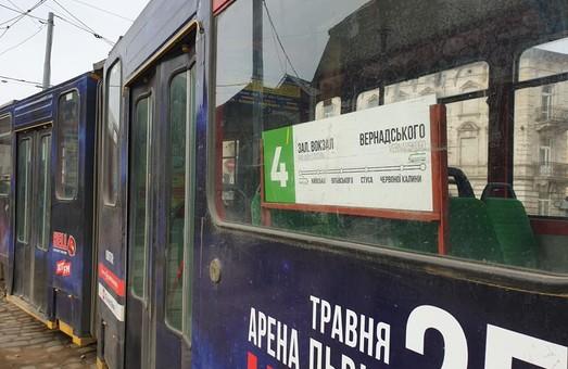 Во Львове новый трамвайный маршрут соединит главный вокзал с Сиховом