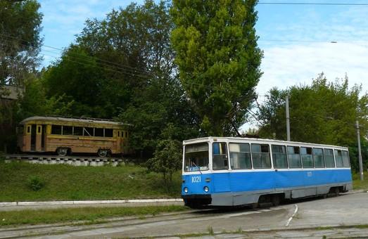 Трамвайное депо Каменского получит почти  три миллиона гривен из городского бюджета