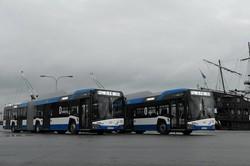 В польской Гдыне начали эксплуатировать новые троллейбусы «Solaris»