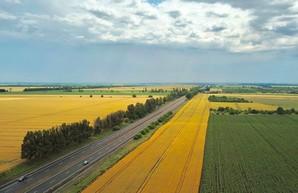 Трасса Киев – Чоп на участке между Львовом и Ровно будет иметь четыре полосы движения