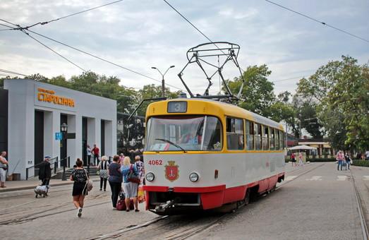 Одесский электротранспорт оснастят внешними звуковыми автоинформаторами