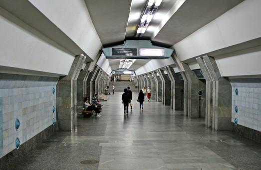 В Харьковском метрополитене начали тестировать систему «электронный билет»