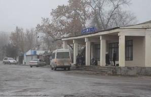 Автовокзал в Березовке Одесской области в ужасном состоянии