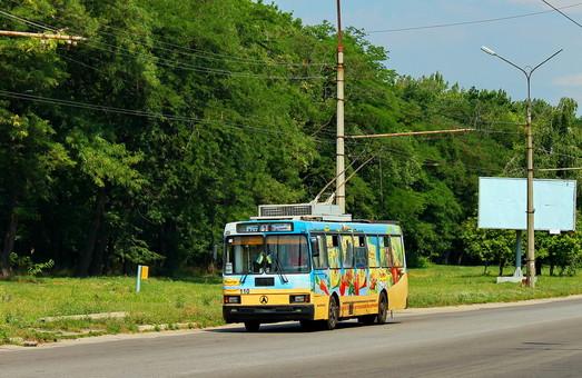 В Белой Церкви хотят купить новый троллейбус