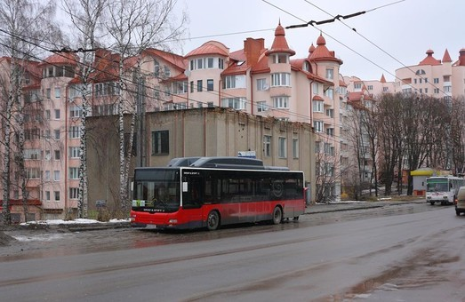 Тернополь хочет купить 50 «бэушных» автобусов большого класса
