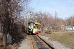 Как в одесском трамвае поздравляли пассажирок с весенним праздником 8 марта (ФОТО, ВИДЕО)