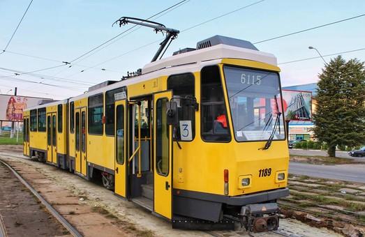 Во Львове платформы на трамвайных остановках приведут в соответствие с параметрами вагонов