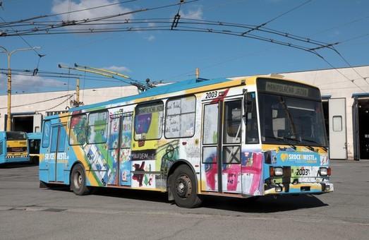 Завтра на улицы словацкого Кошице вернется троллейбус