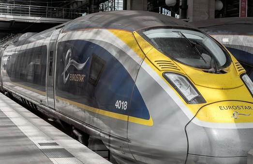 «Eurostar» в 2018 году значительно увеличил перевозки по тоннелю под Ла-Маншем