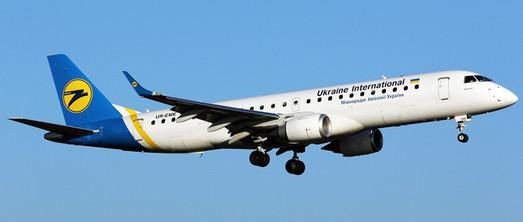 «Международные авиалинии Украины» будут летать из Херсона в Бургас с середины июня