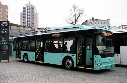 Харьковский «Электротяжмаш» изготовил тяговые двигатели для троллейбусов «Барвинок»