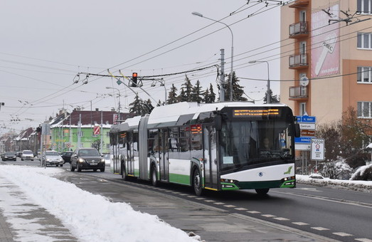 В Пльзене новые троллейбусы «Škoda 27Tr» вскоре начнут работу с пассажирами