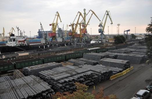 В Одесском порту рассказали о реконструкции причала № 7 в Карантинной гавани