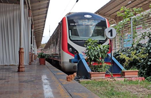 Стамбуле открыли новую линию S-bahn под проливом Босфор