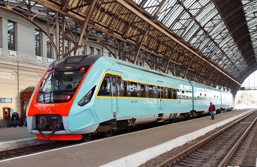 В аэропорт Борисполь планируют запустить новый трехвагонный дизель-поезд