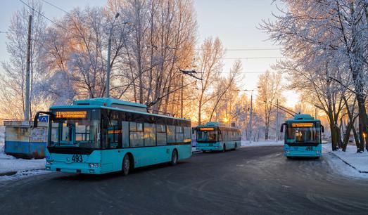 В Чернигове объявили тендер на закупку шести новых троллейбусов