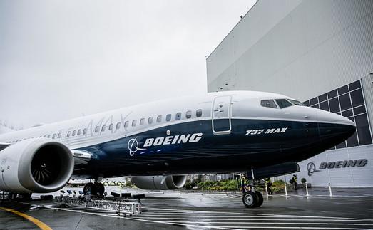 """Все авиалайнеры """"Boeing-737 MAX"""" пока не летают"""