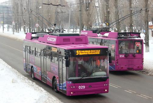 Кременчуг закупает 10 автономных троллейбусов за счет ЕБРР