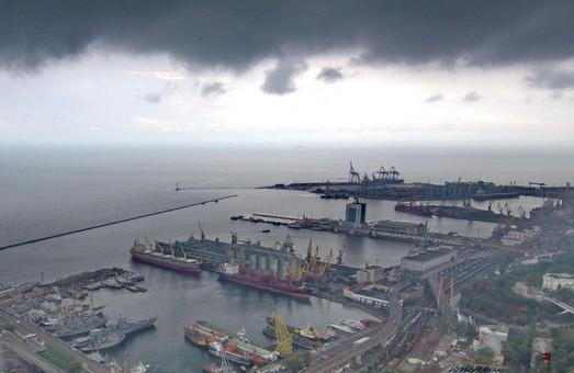 Одесский морской порт с начала 2019 года нарастил перевалку грузов