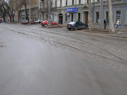 Фото дня: 11 лет назад в Одессе началась реконструкция улицы Тираспольской
